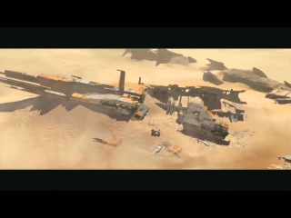 HOMEWORLD: Shipbreakers - trailer 2015