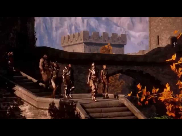 Dragon Age: Inquisition - World On Fire Trailer