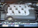 1995 Mercury Mystique motorweek road test