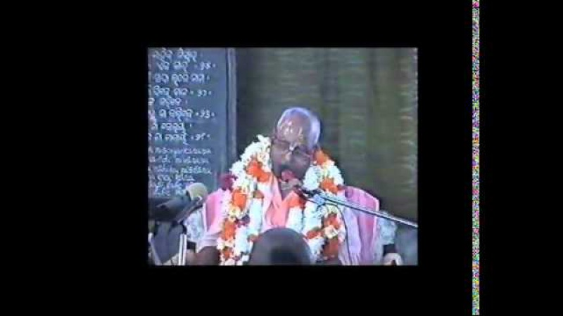 16 Шрила Гоур-Говинда Свами Практика чистого повторения Чайтанья Чаритамрита, 1 22,24,26, часть 1