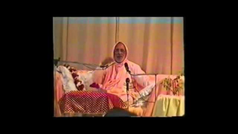 Шри Шримад Бхактиведанта Нараяна Госвами Махарадж День ухода Шрилы Бхактивинода Тхакура и Гададхара