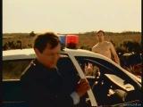 Naked guy hitchhiking