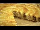 Пирог Спиральный из творожного теста Простой домашний рецепт