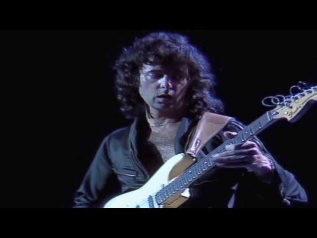 Deep Purple - Highway Star Live 1984 HD