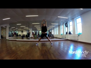 Femme Vogue by Alan Mambetov @ Hard Candy Fitness Moscow