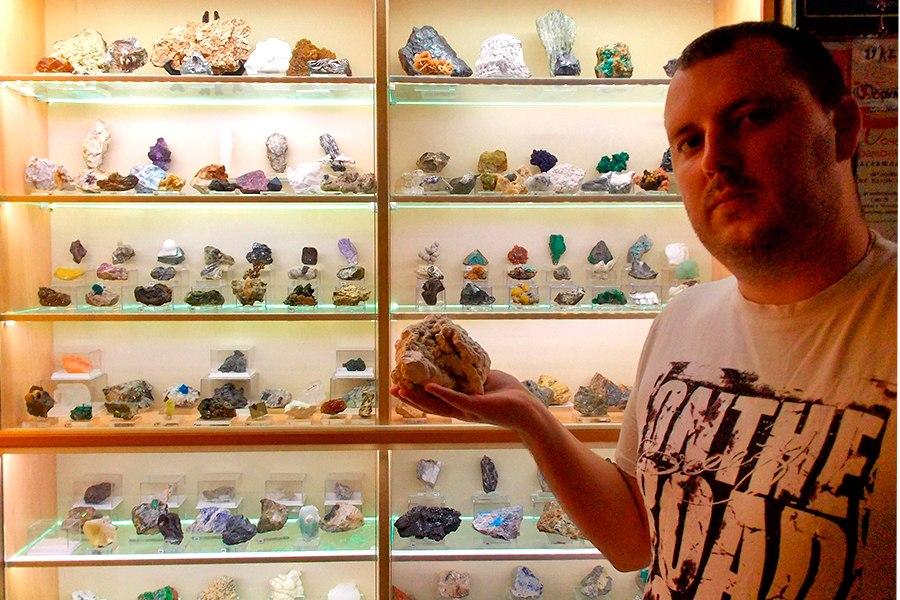 Русские минералы – продажа, коллекционные минералы