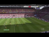 Чемпионат Германии 14-15. 28 тур. Кёльн - Хоффенхайм. 1 тайм