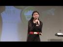 Kieu Trang singt im Asia Gourmet Abend