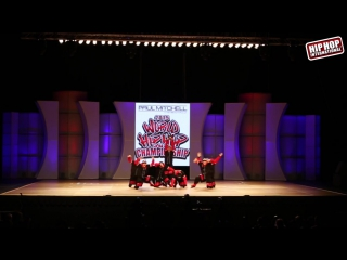 The Bradas - New Zealand (Gold Medalist Adult Division) @ HHIs 2015 World Finals