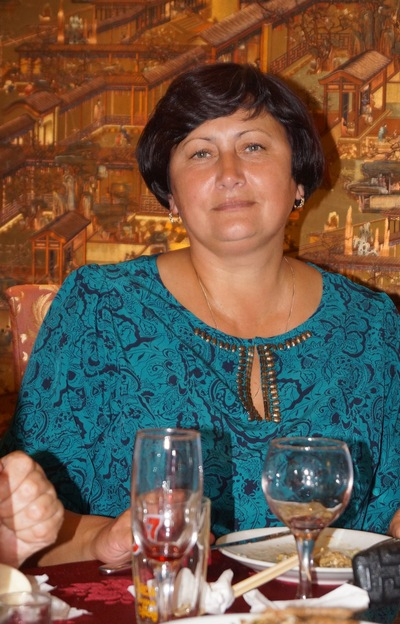 Марина Рогова