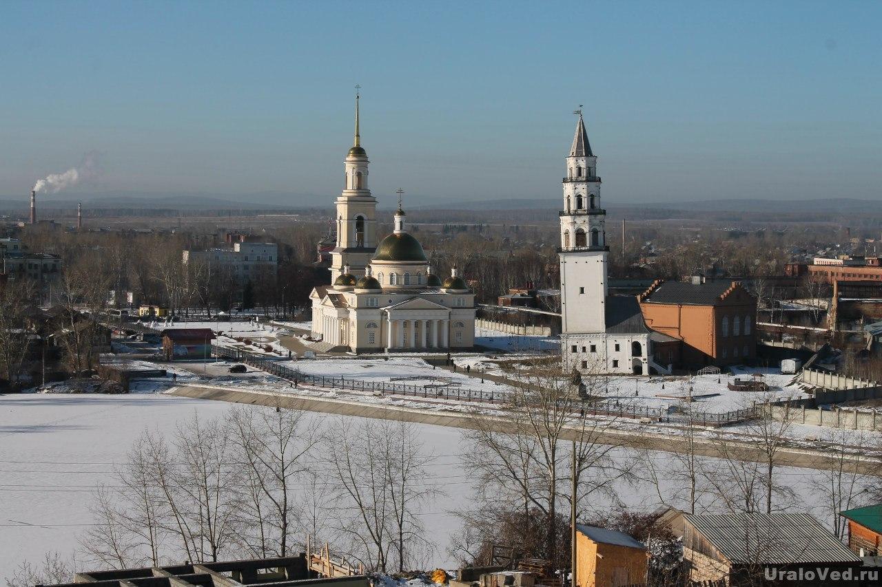 Невьянск и Невьянская башня