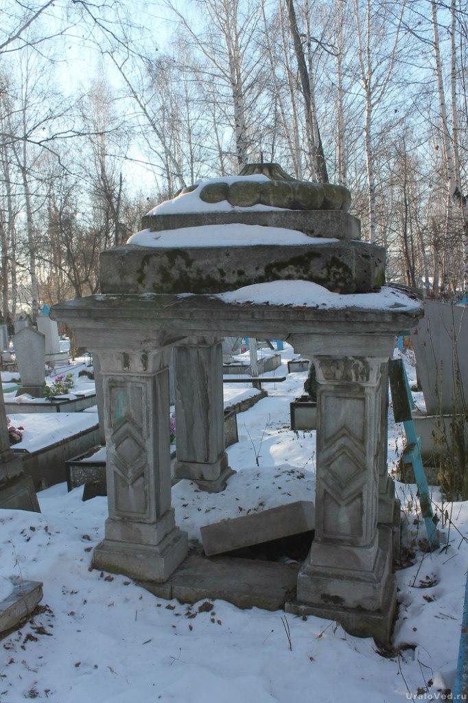 Невьянское кладбище