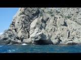Крым, каяк, море, берег.