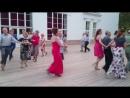 Танцы на ВДНХ Полька тройками