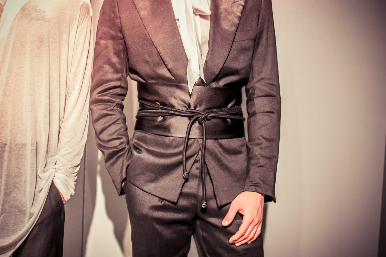 DeTROIT Men's RTW Spring 2016 by Mykola Hruts New York Fashion Week
