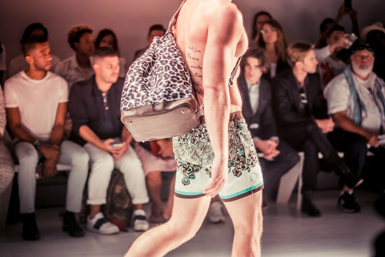 Parke & Ronen Men's RTW Spring 2016 by Mykola Hruts New York Fashion Week