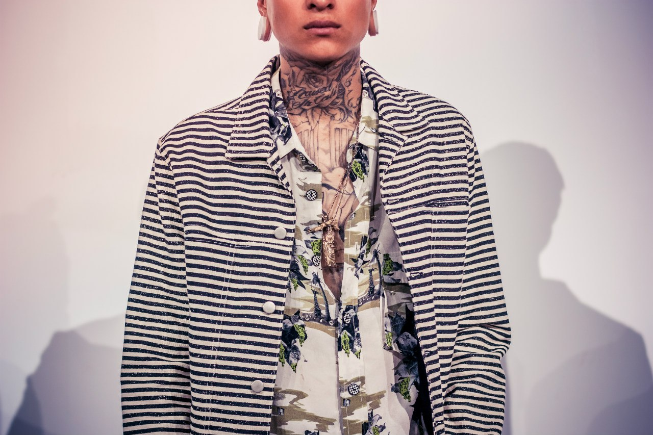 Capsule Men's RTW Spring 2016 by Mykola Hruts New York Fashion Week