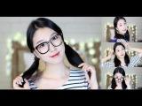 10대 얼짱 메이크업  Korean Ulzzang School Girl Makeup & Beauty Essentials Ft. Haruxnyantv