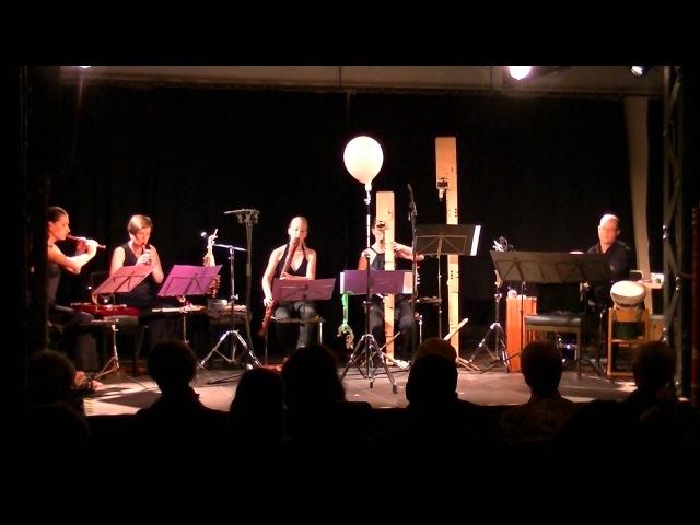 QNG - Quartet New Generation and Tobias Guttmann performing