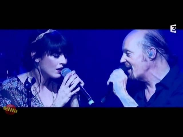 Alan Stivell et Nolwenn Leroy chantent Brian Boru à l'Olympia 2012