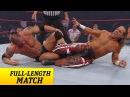 (Wrestling Premium) FULL-LENGTH MATCH - Raw - Batista vs. Shawn Michaels - Lumberjack Match