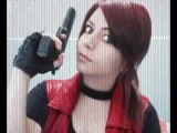 Claire Redfield cosplay by me Vicky Redfield