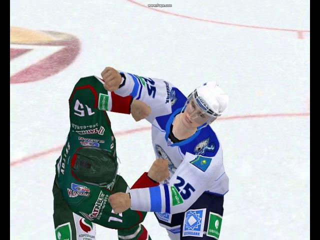 Свитов. Svitov VS Ryspayev. Рыспаев (KHL FIGHT)