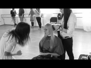 відео бекстейдж зі зйомок мрії співачки Alyosha в рамках фотопроекту Якби не ШОУ БІЗНЕС