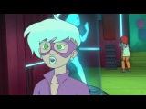 Major Lazer Cartoon Season 1 Episode 4 Treble in Paradise Full HD