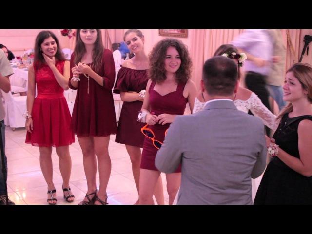 Танцевальный конкурс-батл на свадьбе