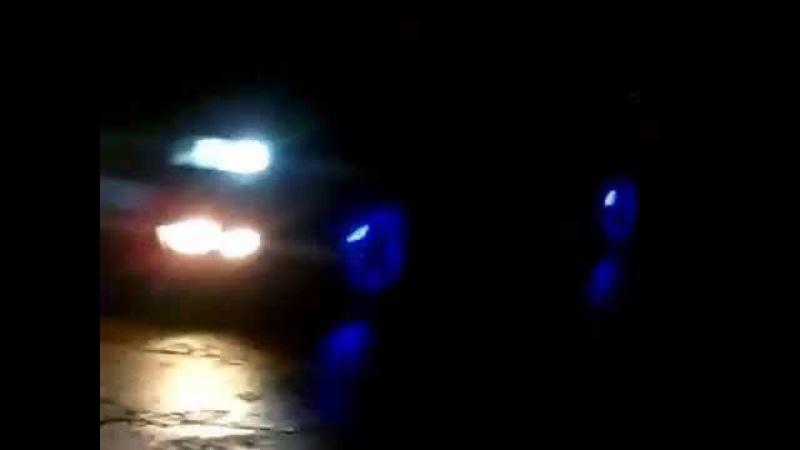 Как сделать яркую подсветку на колёса .