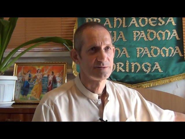 Люди в чёрном - Виктор Савельев (Вайшнава Прана дас)