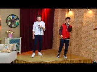 L.O.S.T. (Embargo & AkeLa) - Улетим (прямой эфир 5 канала
