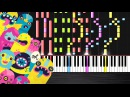 OMFG - Hello - IMPOSSIBLE PIANO by PlutaX
