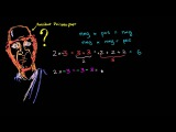 Why a negative times a negative makes intuitive sense Pre-Algebra Khan Academy