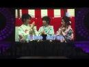 Sashihara , Yukirin, Watanabe Mayu Greeting at SNH48 Sousenkyou
