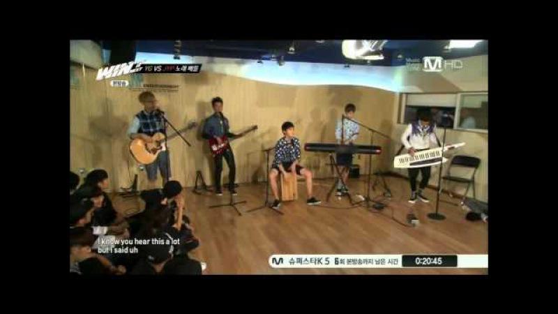 DAY6 ( 5Live ) YG VS JYP
