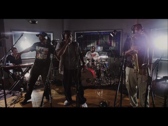 Stooges Brass Band perform We Make Em Say Ooo at Red Bull Studio Sessions