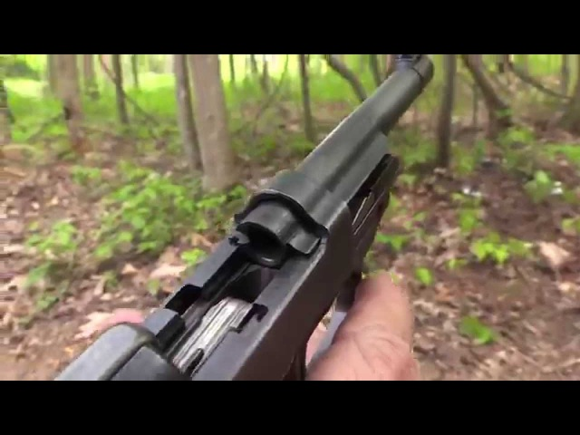Walther P38 Close-up