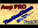 CS 1 6 Movie Frags 2014 [AWP Deagle PRO] Gameplay Skills