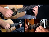 B.J. Thomas - Raindrops Keep Fallin' On My Head - Fingerstyle Guitar