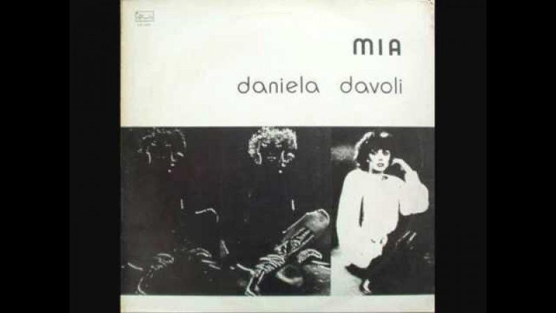 DANIELA DAVOLI - Spicciati (1978)