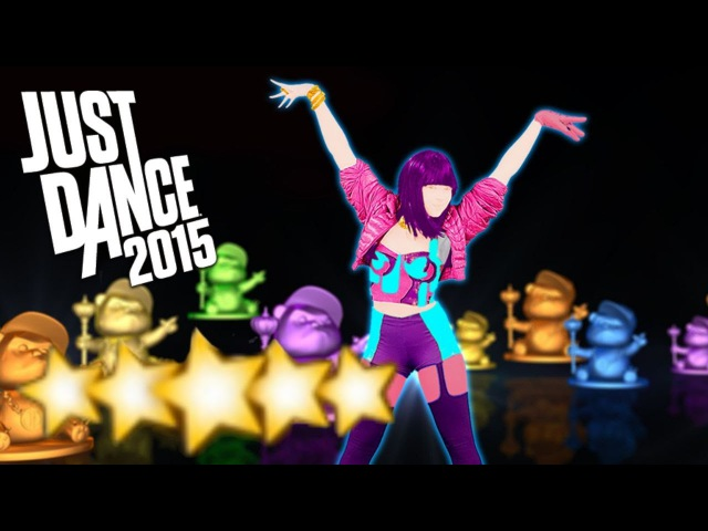 We Can't Stop - Just Dance 2015 - Full Gameplay 5 Stars