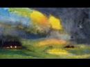 Jeux d'Eau Maurice Ravel Eduard Stan Emil Nolde