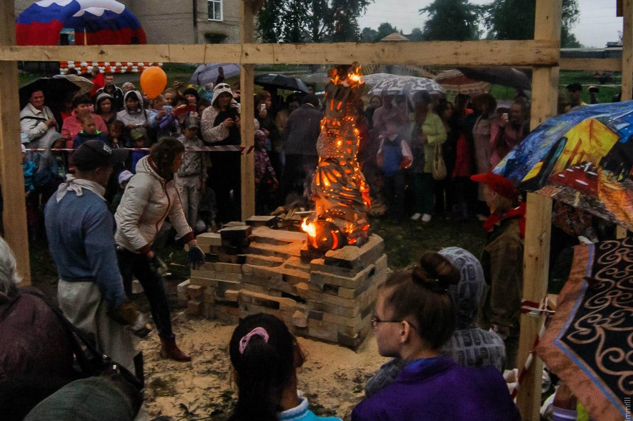 Фестиваль «TerraCotta на Вильве» 2015 года