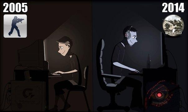картинки кс на аватарку: