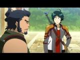 Ixion Saga DT / Иксион Сага Другое Измерение 23 серия (Absurd & Eladiel)