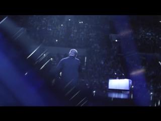 Баста - Мама Михей cover Большой концерт СК Олимпийский, Москва, 23.04.15