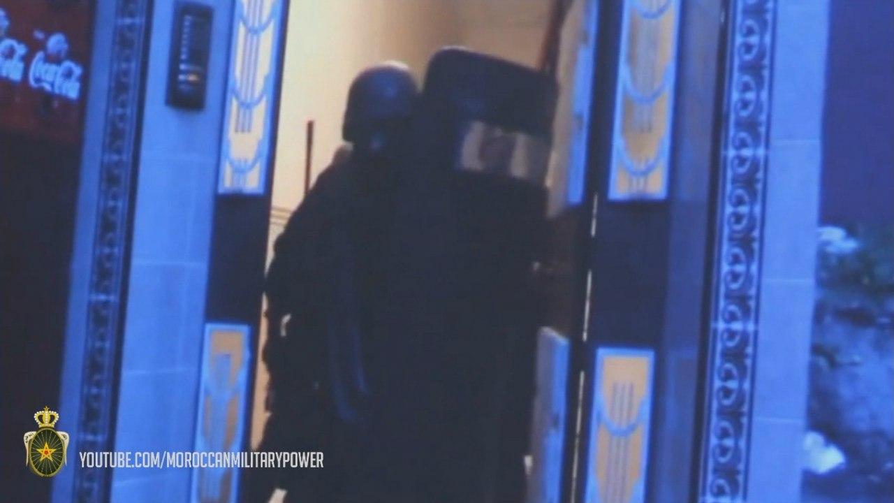 Moroccan Special Forces/Forces spéciales marocaines  :Videos et Photos : BCIJ, Gendarmerie Royale ,  CoLILx4MA8Y