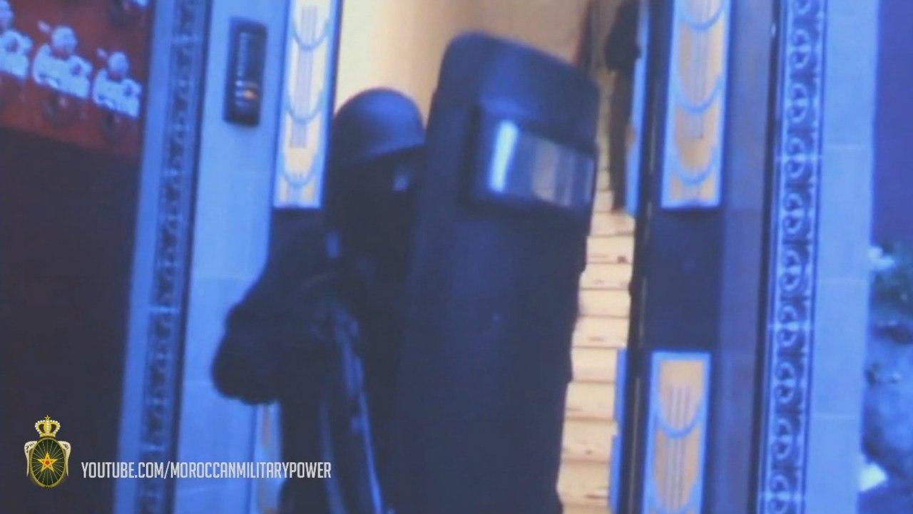 Moroccan Special Forces/Forces spéciales marocaines  :Videos et Photos : BCIJ, Gendarmerie Royale ,  7ZfczddQGEc